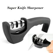 Knife Sharpener For Ceramic,steel,straight And Serrated Knives Survival Tactical