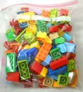 Lego Duplo Super Brick Sale - Lot Of 100 - 26.99 - Free Shipping See Photos