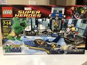 New And Sealed Lego Marvel Super Heroes Hulks Helicarrier Breakout 6868