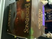 Gentle Giant Lord Of The Rings Light-up Balrog Bust 1777/3000 Box Damaged