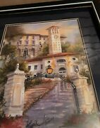 Emory University 11x14 Print By Anni Moller