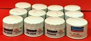 Case Of 12 Engine Oil Filter Champ Ph2809 For Fiat,chevrolet,mitsubishi,peugeot