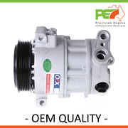 Top Quality A/c Compressor For Holden Commodore Ve Series 1 Sv6 3.6l Hfv6 Ly7