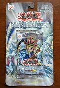 Yugioh 1st Edition Metal Raiders Booster Pack Blister Not Weighed From Toysandldquorandrdquous