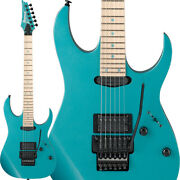 New Ibanez Genesis Collection Rg565-eg Mij Limited Edition Super Wizard W/gb