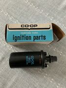 6 Volt Ignition Coil Co-op Tractor Nos Usa Made 5c1