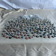 Huge Lot 28mm Zombie And Undead Miniatures Walking Dead, Zombicide, 7ombietv