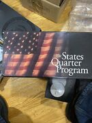 Uncirculated Complete Set Of 50 State Quarters P And D Mint By Coins Of America