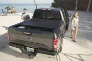Roll-n-lock For 15-17 Ford F-150 77-3/8in E-series Retractable Tonneau Cover - R