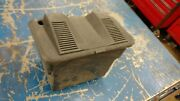 Craftsman Lawn Tractor Battery Box Tray Used