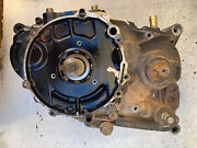 1984 Honda Xl350r Xl350 Bottom End Assy. Crankshaft Transmission Cases Crankcase