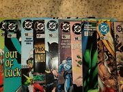 274 Jla 12-20 And 1997-98 Jla Wildcats 10 Books Not Bag And Card