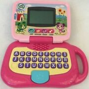 Leapfrog My Own Leaptop Laptop Toy Pink Educational Computer Learning Games