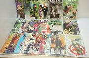 Lot Of 24 Green Arrow 2001 2nd Series Vf 21-73 See List