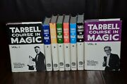 Tarbell Course In Magic Complete Set Vol 1-8 Learning Magic Vintage