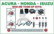 98-02 Cl Accord Odyssey Oasis 2.3l Tune Up Kits Spark Plug Wire Set Cap And Rotor