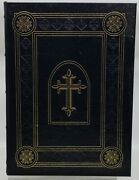 Rembrandt The Holy Bible King James Version Collector's Edition Easton Press