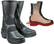 Daytona Lady Pilot Gtx Boots Motorcycle Women Boots Gore Tex With Wedge Increase