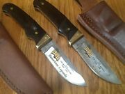 2 Two Schrade+ Ph1 Usa Knives American Legends Teddy Roosevelt