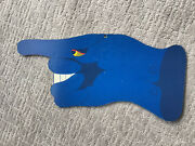 The Beatles Yellow Submarine Flying Glove Wall Plaque