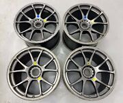 Taneisya Forged Magnesium Centre Lock 18and039 Race Alloy Wheels Bbs Oz Racing Rays
