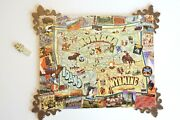 Stave Wooden Puzzle The Great Northwest 305 Pieces Yellowstone Outdoors