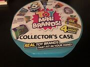 Completed Full 5 Surprise Toy Mini Brands Collectorand039s Case 30 Minis Included