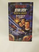 Star Trek Death Count By L.a. Graf Autographed By George Takei