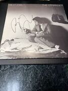 Billy Joel Signed The Stranger Album Cover Autographed