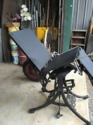 All Iron F S Betz Company Medical Dental Chair