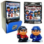 Nhl Series 7 Teenymates 32 Unopend Packages With Gravity Fill. 2021 New Release