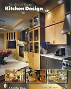 Best Of Todayand039s Kitchen Design By Tina Skinner 9780764327599   Brand New
