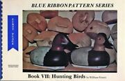 Blue Ribbon Pattern Series Hunting Birds By William Veasey 9780887400223