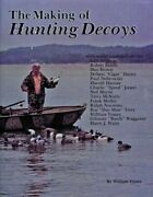Making Of Hunting Decoys By William Veasey 9780887400735   Brand New