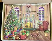 Byers Choicefiresideadvent Calendar Ac03bchristmashandcrafted Wooddiscount