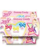 New Jojo Siwa Gummy Candy, Bow Shapes Stocking Stuffer Party, Lot Of 3, Exp 6/22