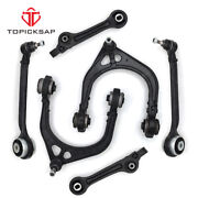 6pc Front Upper And Lower Control Arm For 2011 2012-2017 Dodge Charger 300 Rwd