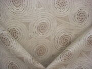 16y Brunschwig And Fils Bf10119 Monsoon Biscuit Mid Century Upholstery Fabric