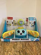 Fisher Price Rollinand039 Rovee New In Box