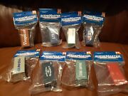 Lot Of 8 20' Containers Ho Scale Walthers Scenemaster Flat Panel Corrugated +
