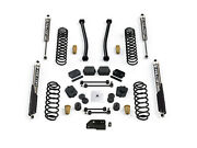 Jeep Jl Sport St2 Suspension 2.5 Inch System And Falcon Sp2 2.1 Monotube For 10-