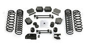 Fits Jeep Jl Coil Spring Base 3.5 Inch Lift Kit No Shock Absorbers 10-pres Wrang