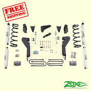 6 Front And Rear Suspension Lift Kit For Dodge 2500 2009-2011 Zone