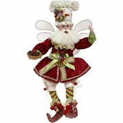 Mark Roberts 2020 Collection Rasp And Cream Fairy Figurine Medium 17.5and039and039