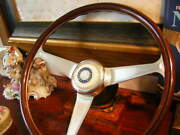 Mercedes W113 230 Sl Wood Steering Wheel Nardi 15 New