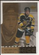 2000-01 Upper Deck Ice Stars 48 Marc-andre Thinel Unique And039d 500/500 1 Of 1