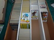 O-pee-chee Hockey Cards 1980-81 And 81-82 2000 Count Of Singles From Vendor Case