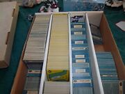 O-pee-chee Hockey Cards 1980-81 And 81-82 2500 Count Of Singles From Vendor Case