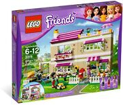 Lego Friends Olivia's House 3315 New In Sealed Box Retired