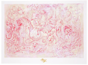 James Jean Hunting Party Ii Vermillion Signed/numbered Limited Edition